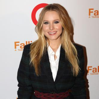 Kristen Bell Jokes About Pregnancy Weight
