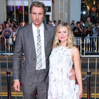 Kristen Bell Can't Reach Her Toes Due To Pregnant Belly