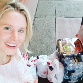 Kristen Bell staying positive amidst Hurricane Irma threat