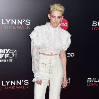 Kristen Stewart amazed by 'genius' St. Vincent