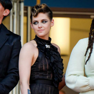 Kristen Stewart loves a fashion 'uniform'