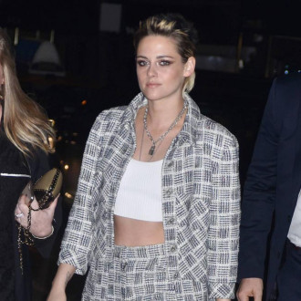 Kristen Stewart loved shooting Happiest Season