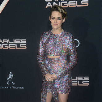 Kristen Stewart 'couldn't open her mouth' due to Spencer tension