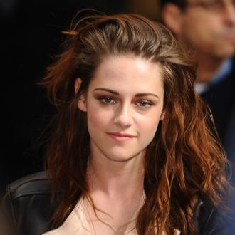 Kristen Stewart In Car Crash