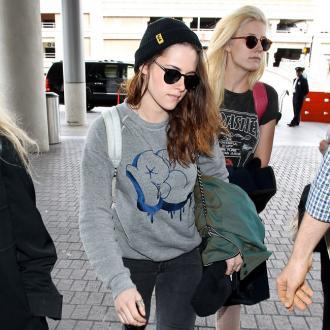 Kristen Stewart Can't Control Her Heart