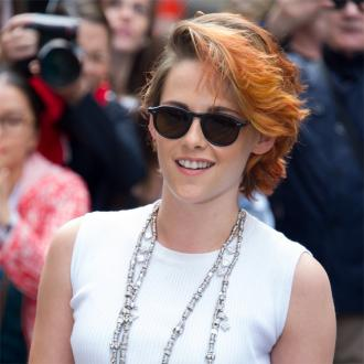 Kristen Stewart Isn't Miserable