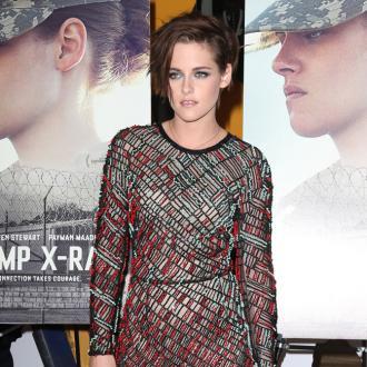 Kristen Stewart Slept Through Ceremony