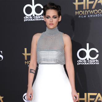 Kristen Stewart reveals Cesar award nerves