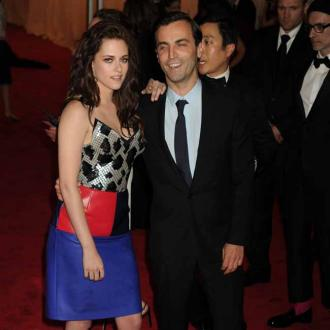 Kristen Stewart 'So Proud' Of Nicolas GhesquièRe
