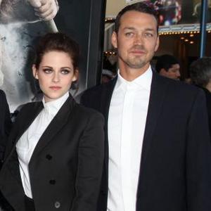 Kristen Stewart And Rupert Sanders 'All Over' Each Other