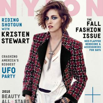 Kristen Stewart: I use clothes to discover myself