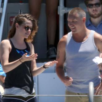 Kristen Stewart Moves Lane Garrison Into Home