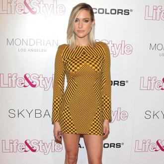 Kristin Cavallari relies on the Easter Bunny