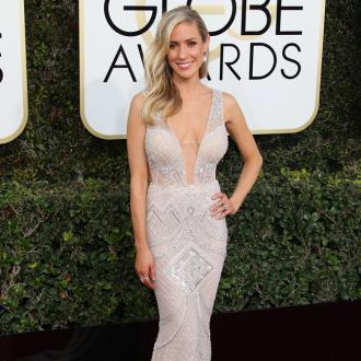 Kristin Cavallari has two outfit changes at the 2017 Golden Globe Awards