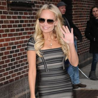 Kristin Chenoweth Is Suffering From Neck Injury