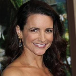 Kristin Davis Petrified To Hold Baby Daughter