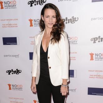 Kristin Davis wants to watch a TV show set amid coronavirus crisis