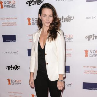 Kristin Davis Doesn't Wear Heels After Sex And The City