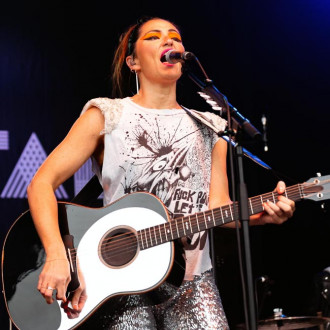 "KT Tunstall ""self-sabotaged"" her own career."
