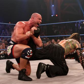 Kurt Angle blown away by decision to drop wrestling from the Olympics