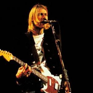 Kurt Cobain Statue Unveiled