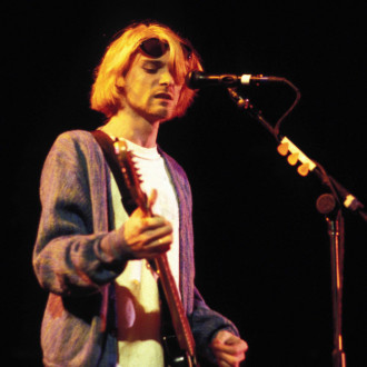 Strands of Kurt Cobain's hair fetch $14,145 at auction