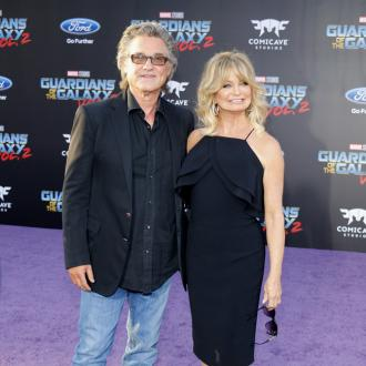 Goldie Hawn gushes over long-term partner Kurt Russell