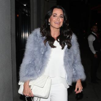 Kyle Richards doesn't share Chanel bags with children