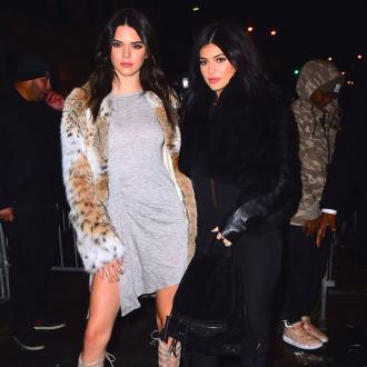 Cheeky Nando's for Kylie and Kendall Jenner