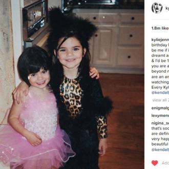 Kylie Jenner Believes Her Sister Kendall Jenner Is Growing Up 'Too Fast'