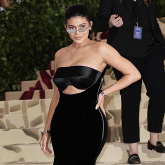 Kylie Jenner's floral present