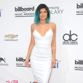 Kylie Jenner's Family Upset Over Blue Hair