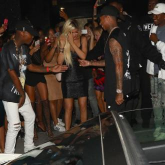 Tyga Buys Kylie Jenner 320k Ferrari For 18th Birthday