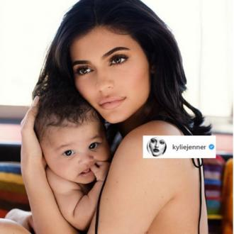 Kylie Jenner shares new photo of Stormi