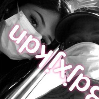 Kylie Jenner and Travis Scott share parent selfie