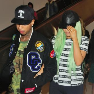 Kylie Jenner's hair pulled at Tyga concert