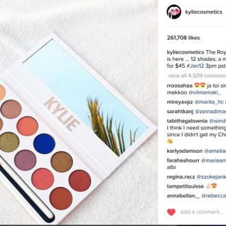Kylie Jenner will launch a new eyeshadow palette to Kylie Cosmetics next week