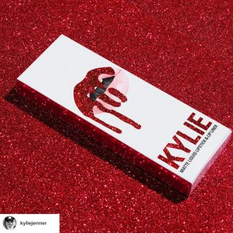 Kylie Jenner reveals new The Valentine's Collection for Kylie Cosmetics