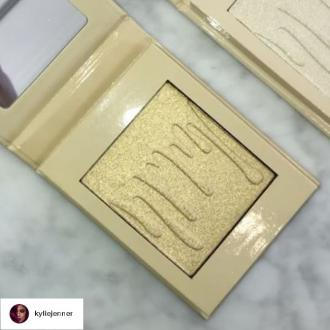 Kylie Jenner teases fans with new highlighters