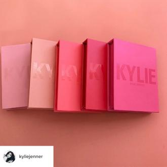 Kylie Jenner will launch blusher line for Kylie Cosmetics this week