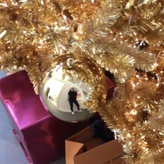 Kylie Jenner's endless Christmas