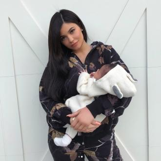 Kylie Jenner celebrates Stormi's one month birthday