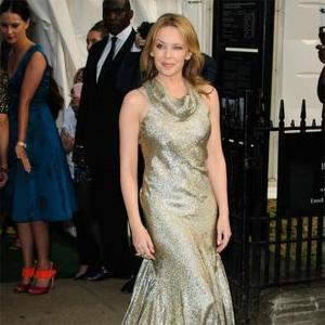 Kylie Minogue 'Thirlled' To Get Silver Clef Award