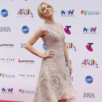 Kylie Minogue not in a 'rush' to find love