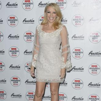 Kylie Minogue's life isn't 'all roses'