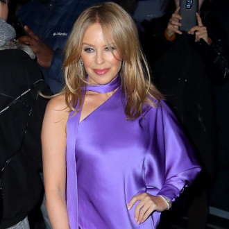 Kylie Minogue and Prince almost recorded a song together