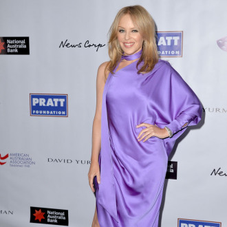Kylie Minogue 'cried' over song