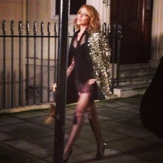 Kylie Minogue Confirms New Music Video