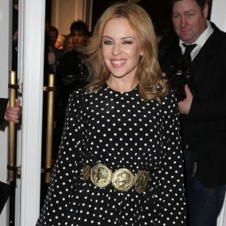 Kylie Minogue Loves Partying With Dolce And Gabbana