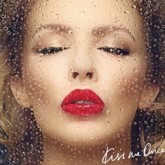 Kylie Minogue Names Album Kiss Me Once